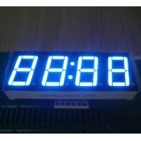 """Ultra blue common anode 0.56"""" LED Clock Display for oven timer withstand 120℃ Manufactures"""