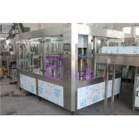 Stainless steel drinking water filling machine for bottled water production line Manufactures