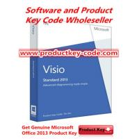 Microsoft Office Product Key Codes For Microsoft Office visio 2013 Standard Manufactures