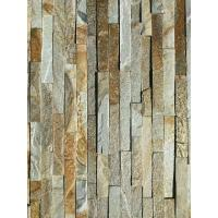 Exterior Stacked Slate Veneer Panels Outdoor And Indoor Decoration Manufactures