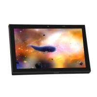 Buy cheap Wall Mount Conference Tablet 10.1 Inch With POE LED Light Bar For Meeting from wholesalers