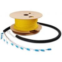 China Indoor Pre Terminated Multi Fiber Cables , Pre Connectorized Fiber Optic Cable With Pulling Tube on sale