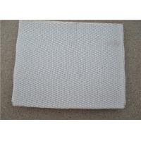 High Temperature Resistant Polyester Mesh Belt With White Used For Sewage Manufactures