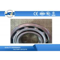 Stainless Steel Single Row Angular Contact Ball Bearing 7310 50 X 110 X 27 MM Manufactures