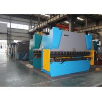 Y X Axis Crowning CNC Control 100 Ton Press Brake Plegadora Hydraulic Press Bender Manufactures