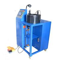 New Air Strut Air Springs Crimping Machines Air Suspension Hydraulic Hose Machine Manufactures