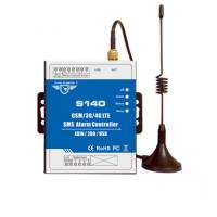 Buy cheap S140 GSM 3G 4G Remote Controller Alarm(4DIN+2DO+USB) from wholesalers