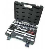 "SOCKET SET 43 PCS 1/2 "" DR . Manufactures"