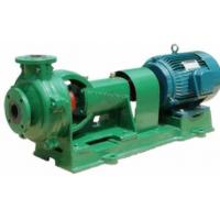 China KFJ rubber liner chemical centrifugal slurry pump wearing resistant corrosion resistant pump on sale