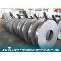 ASTM B265 Titanium Strip Coil , GR1 GR2 GR5 for minerals & metallurgy Manufactures