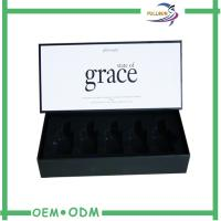China Handmade Paper Custom Jewelry Gift Boxes Packaging With Logo Printing on sale