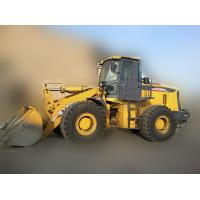4 Wheel Drives LW500KL Wheel Loader Earthmoving Machinery Safe Driving Space Manufactures