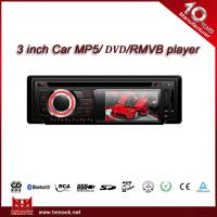 China High Definition 3 TFT Screen,high power output,rear view Car DVD Player(Model:V-6303DT) on sale