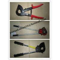 best quality ACSR Ratcheting Cable Cutter,Cable-cutting plier Manufactures