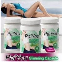 China Paiyou Slimming 100% Natural Weight Loss Capsules / Herbal Diet Pills on sale