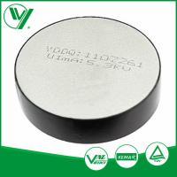 MOA Metal Zinc Oxide Varistor Resistor Disc With KEMA For Surge Arrester Manufactures