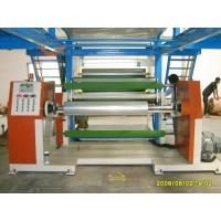 Quality Bar type gluing Adhesive Tape Coating Machine Full automatic loading and for sale