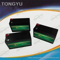 Sailplanes 12V 7.5AH LiFePO4 Rechargeable Battery For Gliders Airplane Backup Power Manufactures