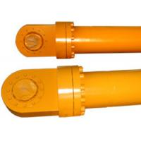 Non - Sandard Hydraulic Oil Cylinder with ISO Approval , heavy duty hydraulic cylinder Manufactures