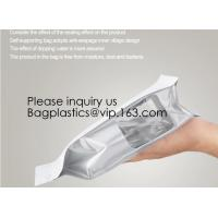 Aluminum Foil Medicine Weed Seeds Packaging bag with Zip Lock,Barrier Stand up Plastic Food Packaging Bag Retort Pouch f Manufactures