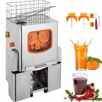 China Commercial Orange Juice Squeezer Machine , Fruit And Vegetable Juicing Machine on sale