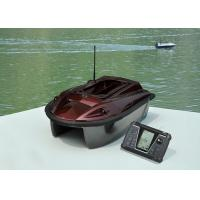 Buy cheap Brown Eagle Finder Wireless Remote Control Bait Boats, High Speed Fishing Boat from wholesalers
