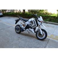 60 Km / H 1500w Electric Scooter Motorcycle With Lead - Acid Battery 72V 20AH Manufactures