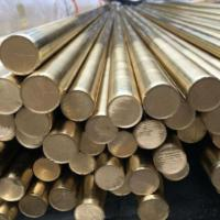 Copper Alloy Brass Round Bar C36000 C3604 CW617N Yellow Copper Round Rod Manufactures
