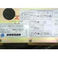 300611-00123 Engine Throttle Controller Throttle Board for DH220-5 DOOSAN Excavator Parts Manufactures
