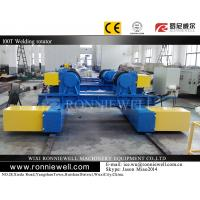 Buy cheap Automatic Pipe Welding Turning Rolls Motorized For Pressure Vessels from wholesalers