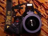 Digital Camera D700/D700 Digital Camera With Free Len Manufactures