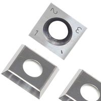 RTing 14mm Square Carbide Inserts Cutter for Wood Working & Turning,(14mm lengthX14mm widthX2.0 thick),Pack of 10 Manufactures