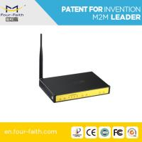 Industrial 3g Router Wifi Hotspot For Remote POS (point of sale) terminals, ATM, fiscal cash register F5934 Manufactures