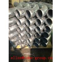 Tobo Group Shanghai Co Ltd  ASTM A815 WPS32760 long radius elbow Manufactures