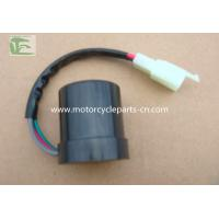 OEM ODM GY650 GY6125 12V Winker Relay Scooter Spare Parts Steering Buzzer Flasher Manufactures