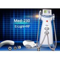 E - Light + RF SHR Hair Removal Machine With EMC / LVD Approved Manufactures
