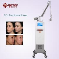 Micro - Ablative CO2 Fractional Laser Machine With Fraction CW Ultra Pulse Mode For Acne Scars Removal Manufactures
