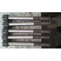 High Precision Rock Drill Rod Rod R25 R28 R32 Thread With 610 - 6400mm Length Manufactures