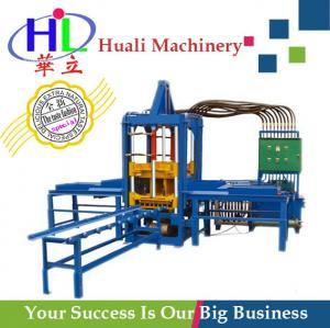 China Small industry machines india QTF3-20 paver block making machine on sale