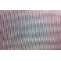 Black yarn polyester memory fabric for menswear Manufactures