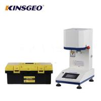 50HZ AC220V LCD Plastic Rubber Testing Machine With Mini Printer Manufactures