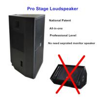 Best pro audio stage speakers no need monitor speaker to reduce cost Manufactures