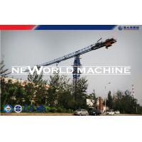 5210 6T Hammer Head Mobile Tower Crane Safety Drawing 12 Months Warranty Manufactures