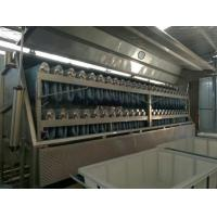 Buy cheap Spray Hank Yarn Dyeing Machine Capacity 500kgs 50 Spray Dyeing Tubes from wholesalers