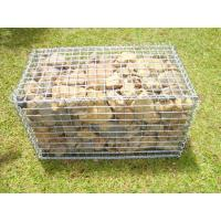 Welded Gabion Box,  Main Materials of Hesco Barrier in Military, Low Price Manufactures