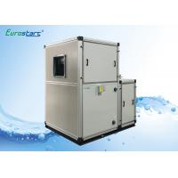 40 Ton Clean Room Modular Commercial Air Handling Unit 50HZ 380V - 400V Manufactures