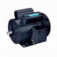 China NEMA Standard Series Single Phase AC Motor/CSCR, 60Hz Rated Frequency on sale