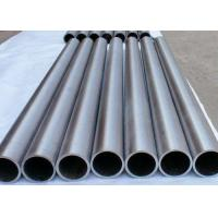 China 0.5 - 1.0mm Thickness Welded Titanium Tubing Bright Annealed Finish ASME SB338 on sale