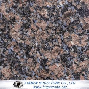 China Saphire Brown Granite Slabs, Indian Granite Tiles on sale