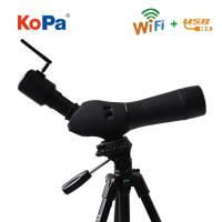 Quality Telescope&Spotting Scope- works with iPhone/ iPad/Android/tablet/PC,Free APP, 5 Mega Pixel for sale